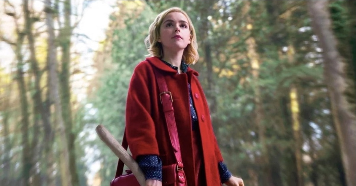 CAoS S1 - Netflix Announces CHILLING ADVENTURES OF SABRINA Holiday Special Coming December