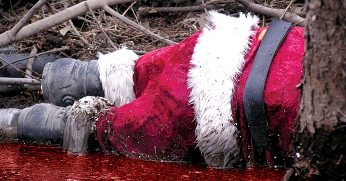 "Dead Santa - Disney on Unused/Alternate Opening for THE SANTA CLAUSE: ""You Can't Murder Santa"""