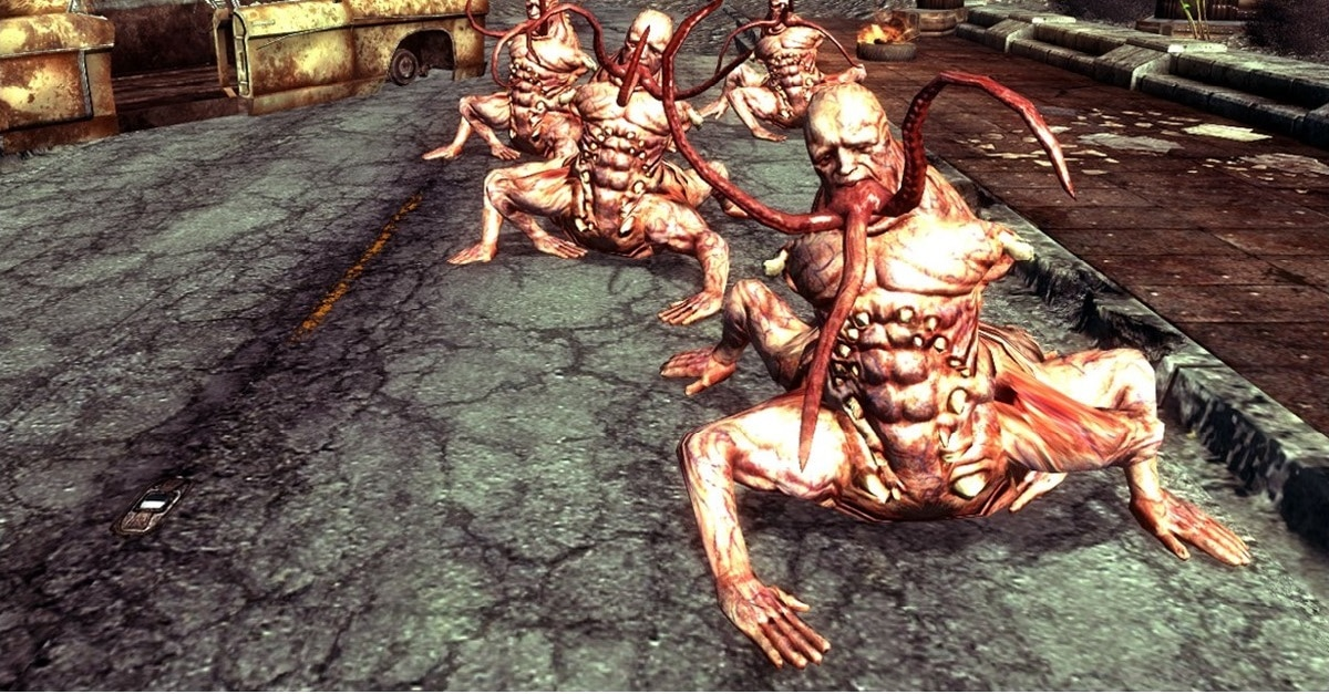 Fallout - Are These the Top 10 Nightmare-Inducing Monsters in Gaming?