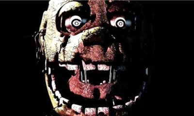 Five Nights at Freddys 4 400x240 - FIVE NIGHTS AT FREDDY'S Feature Film Delayed After Creator Completely Trashes Script