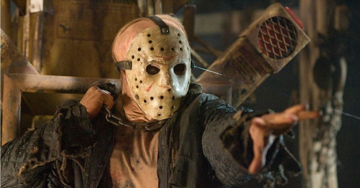 Friday the 13th 2009 - Jason Voorhees Actor Derek Mears Cast as Lead in SWAMP THING TV Series