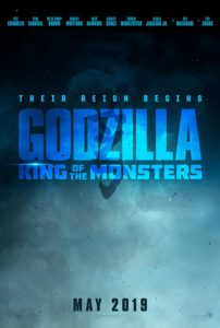 GKotM 2019 Poster 202x300 - Excellent Image from GODZILLA: KING OF THE MONSTERS Arrives in Advance of Trailer #2