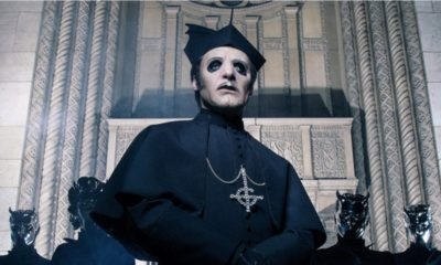 Ghost 400x240 - Ex-Ghost Band Members Claim Tobias Forge is in a Secret Society