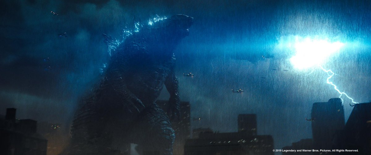 Godzilla - Excellent Image from GODZILLA: KING OF THE MONSTERS Arrives in Advance of Trailer #2