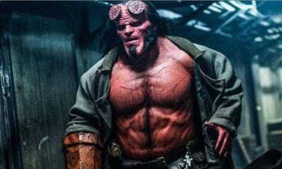 Hellboy 2019 1 400x240 - Hugely Positive Response from HELLBOY Test Screening in Los Angeles