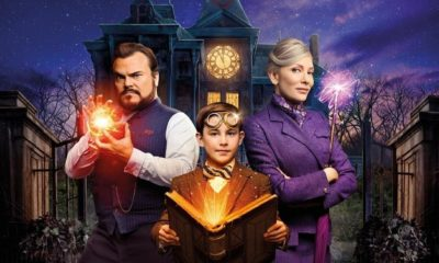 House Clock Walls HD 400x240 - THE HOUSE WITH A CLOCK IN ITS WALLS Gets Blu-ray Release Date