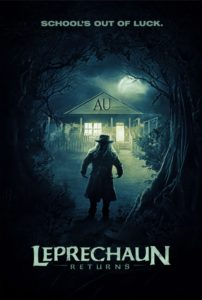 "LeprechaunReturns Teaser2 202x300 - ""Going Green"" Hurts in First Trailer for LEPRECHAUN RETURNS"