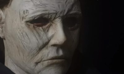 LoreCraft Michael Myers 400x240 - LoreCraft's Latest Time-Lapse Sculpting Video Brings Michael Myers 2018 to Life