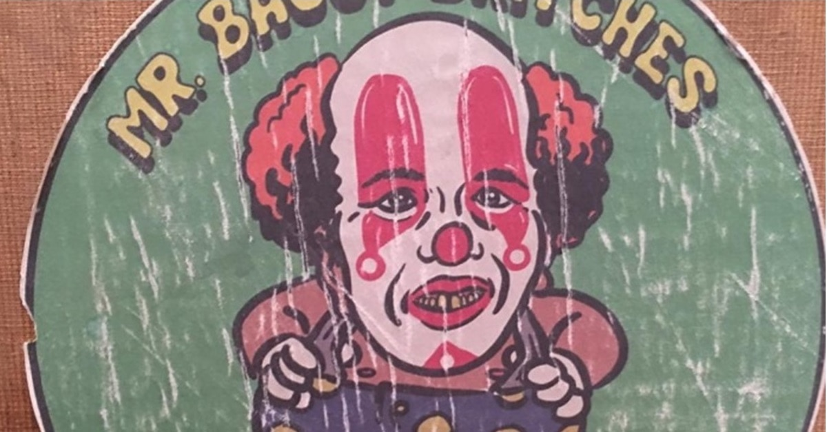 Mr Baggy Britches 3 From Hell - Rob Zombie's Latest Pic from THREE FROM HELL Features a Freaky-Ass Clown