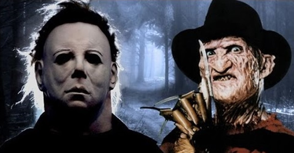 Myers and Krueger - That Time Freddy Krueger Went to Haddonfield