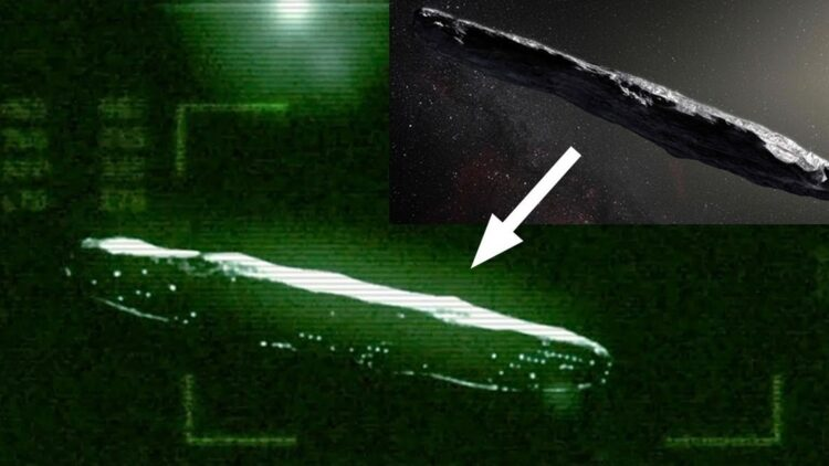 """Oumuamua  750x422 - Does Shocking New Video Prove """"Oumuamua"""" is an Actual Alien Probe?"""