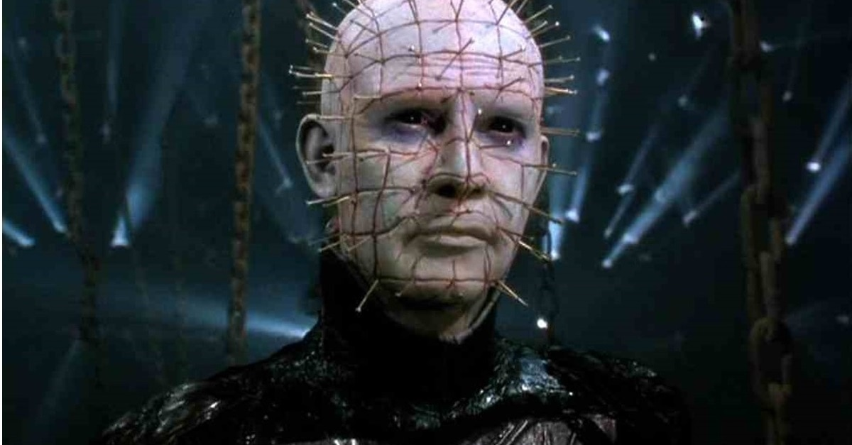 Pinhead 1 - Pinhead in Clive Barker's Unmake 2014 Remake Was Someone Else—But Someone We've Met Before!