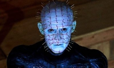 Pinhead 400x240 - Video Pieces Together Full Plot of Clive Barker's Unmade HELLRAISER Remake