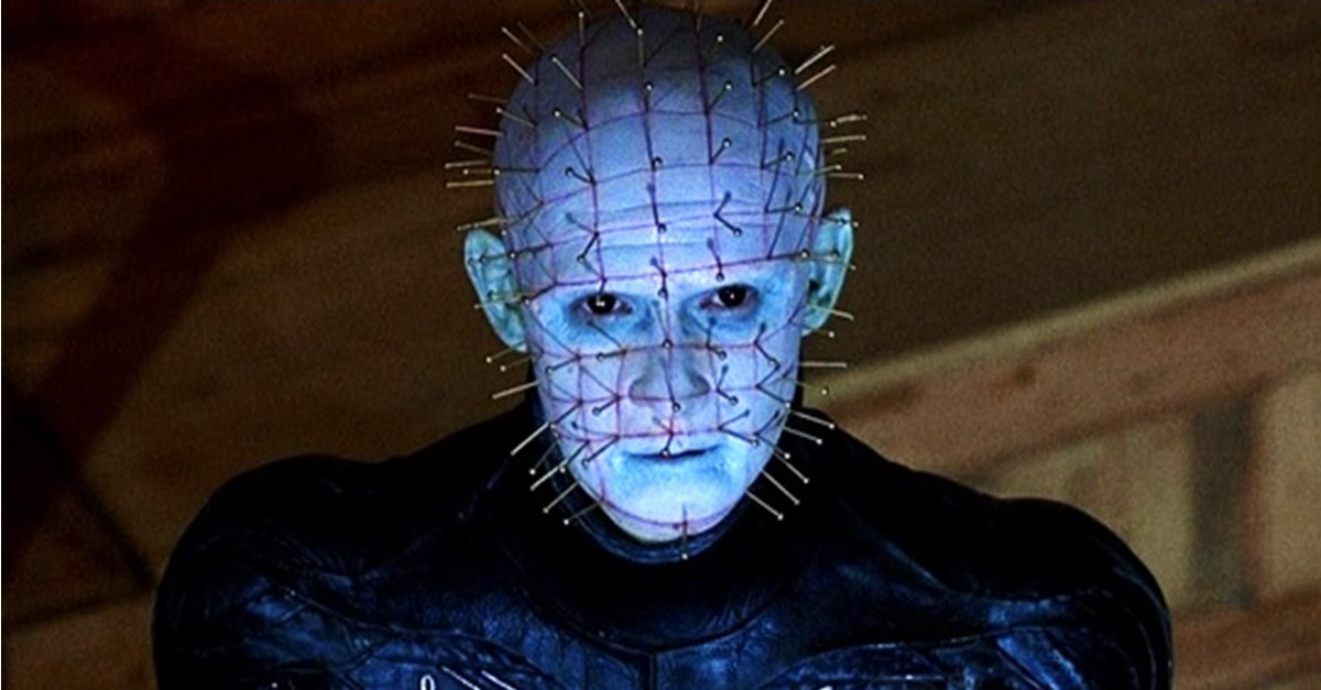 Pinhead - Video Pieces Together Full Plot of Clive Barker's Unmade HELLRAISER Remake