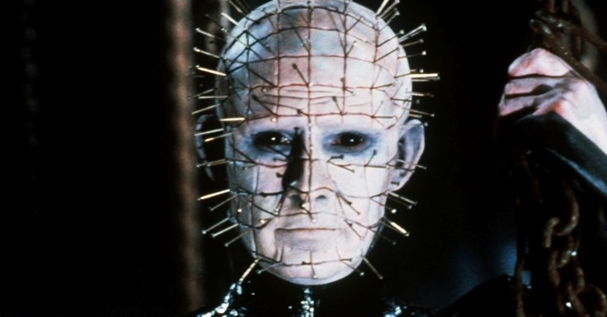 Pinhead2 - He'll Tear Your Soul Apart! Pinhead is Getting his Own Series!
