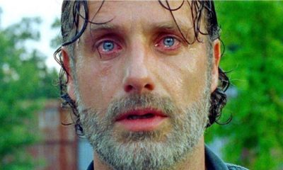 Rick Grimes 400x240 - THE WALKING DEAD Cast Members Say Goodbye to Andrew Lincoln by Writing Rick Grimes' Tombstone
