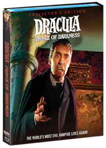 Scream Factory Dracula Prince of Darkness 215x300 - Invite DRACULA PRINCE OF DARKNESS into Your Home for Christmas