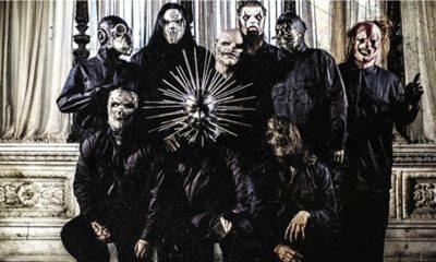 "Slipknot 400x240 - Is SLIPKNOT Releasing New Single ""How Dare You Martyr Me"" Tomorrow?"