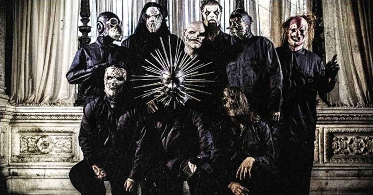 "Slipknot - Is SLIPKNOT Releasing New Single ""How Dare You Martyr Me"" Tomorrow?"