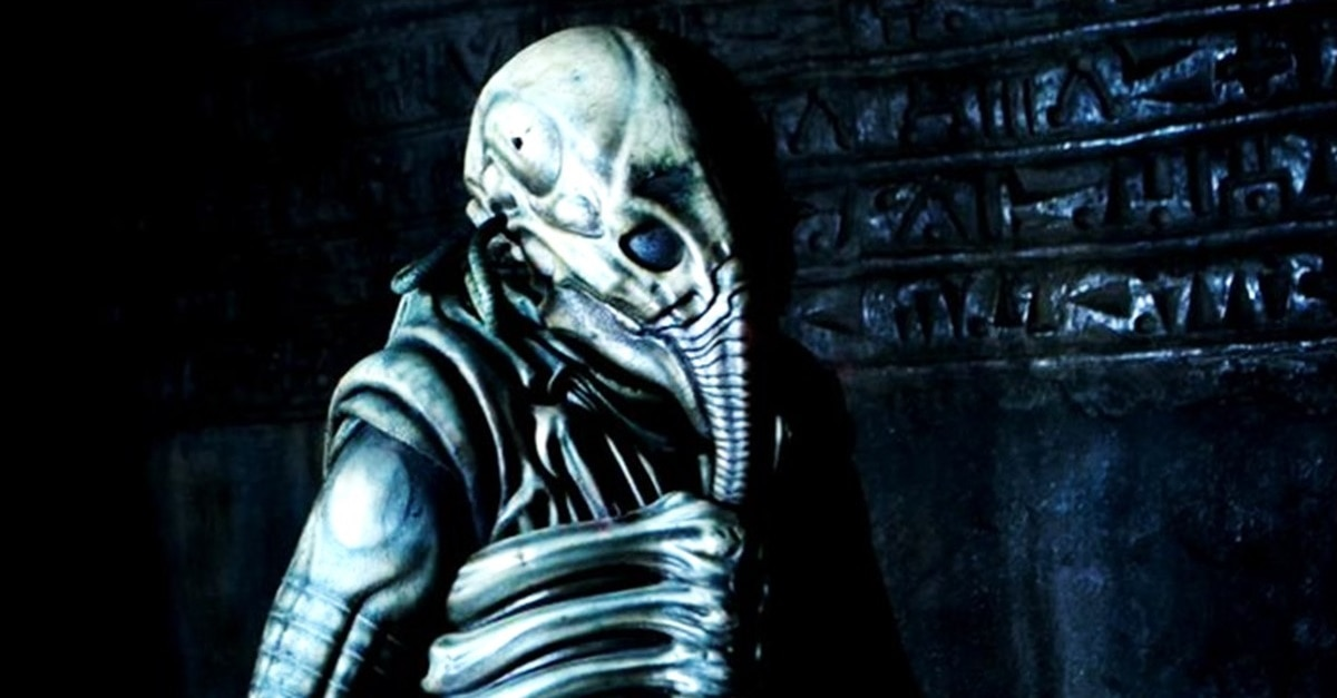 Space Jockey Engineer - Plot Details Emerge for Currently-Shelved ALIEN: AWAKENING