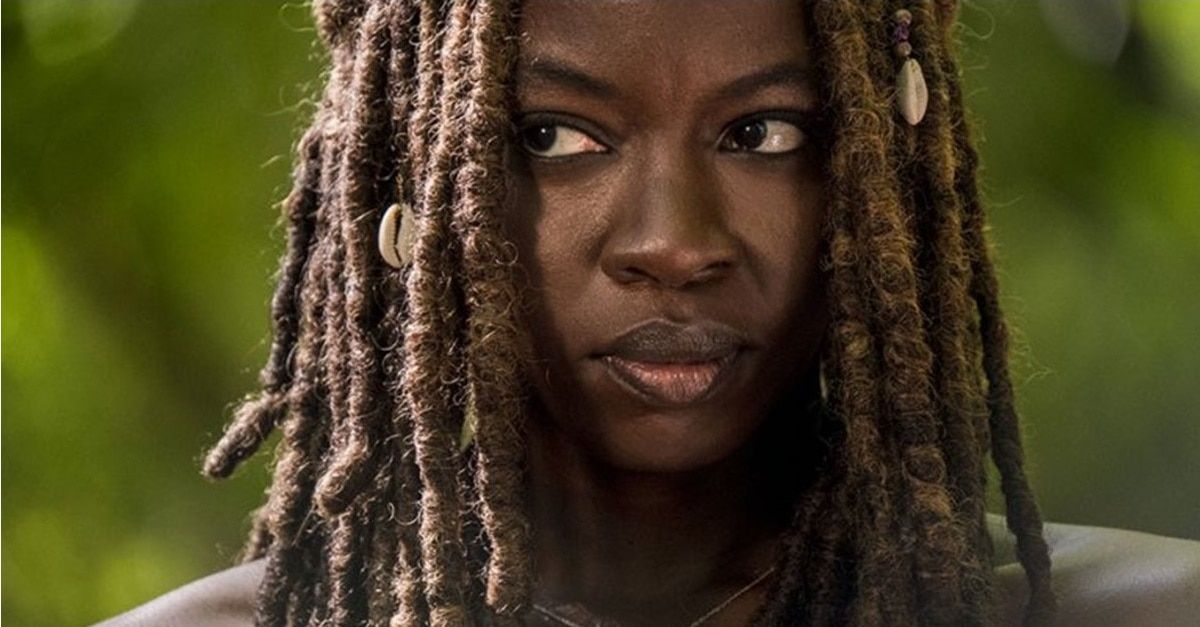 TWD Michone S9 - First Maggie and Now Michonne? Say it Isn't So! Danai Gurira Reportedly Stepping Back from THE WALKING DEAD