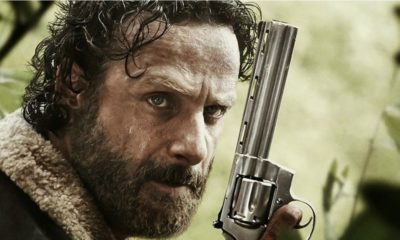 TWD Rick Grimes 400x240 - He'll Show Up in Movies but Rick Will Never Return to THE WALKING DEAD—Never Ever