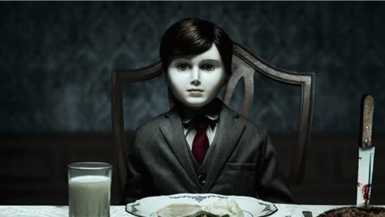 The Boy 2 750x422 - After Filming BRAHMS: THE BOY II, Katie Holmes Developed a Fear of Dolls