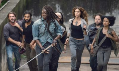 The Walking Dead S9 400x240 - Comic Book's Finale Doesn't Signal End of THE WALKING DEAD TV Series AMC Promises