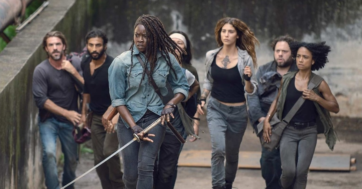 Serienjunkies The Walking Dead Staffel 5