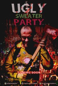 Ugly Sweater Party 2018 Poster 202x300 - Holiday Trend Becomes Brutal Horror in Exclusive Clip for UGLY SWEATER PARTY