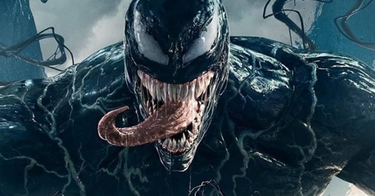 Venom 2018 - Take VENOM Blu-ray/DVD Home for the Holidays