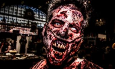 Zombie 400x240 - Republican Governor of Kentucky Blames Zombie Movies & TV Shows for Spike in Mass Shootings