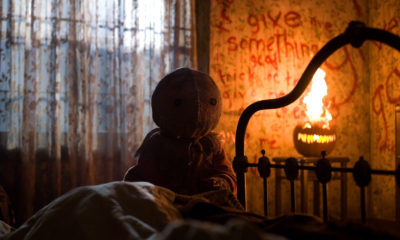 trickrtreat banner 400x240 - TRICK 'R TREAT Blu-Ray Review - Scream Factory Stuffs Extra Treats Galore Into New Edition