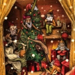 "yulelads 150x150 - ""Holiday Cheer""? More Like ""Holiday Fear"" with Yuletide Horrors Christmas Cards!"
