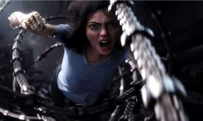 Alita Battle Angel 400x240 - Latest Clip for ALITA: BATTLE ANGEL Unleashed at Game Awards
