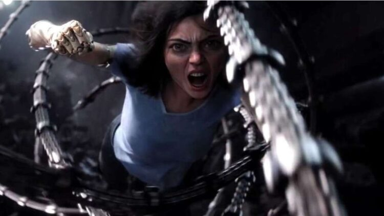 Alita Battle Angel 750x422 - Latest Clip for ALITA: BATTLE ANGEL Unleashed at Game Awards
