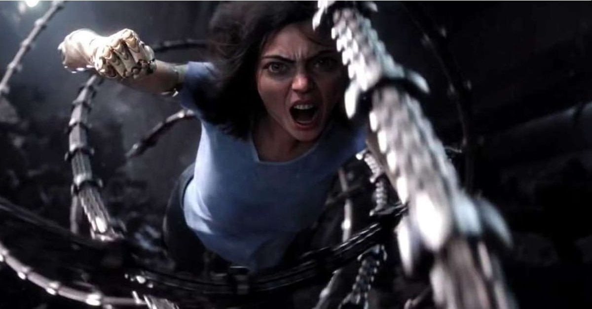 Alita Battle Angel - Latest Clip for ALITA: BATTLE ANGEL Unleashed at Game Awards