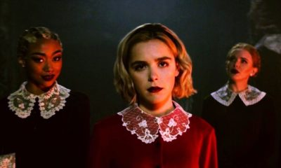 Chilling Adventures of Sabrina 400x240 - Here's the First Trailer for CHILLING ADVENTIURES OF SABRINA Season 2