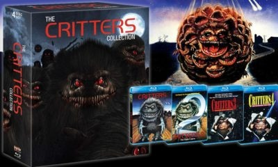 CrittersCollection 400x240 - The CRITTERS Collection Blu-ray Review - Two Cult Classics & Two Cases Full of Crite Crap