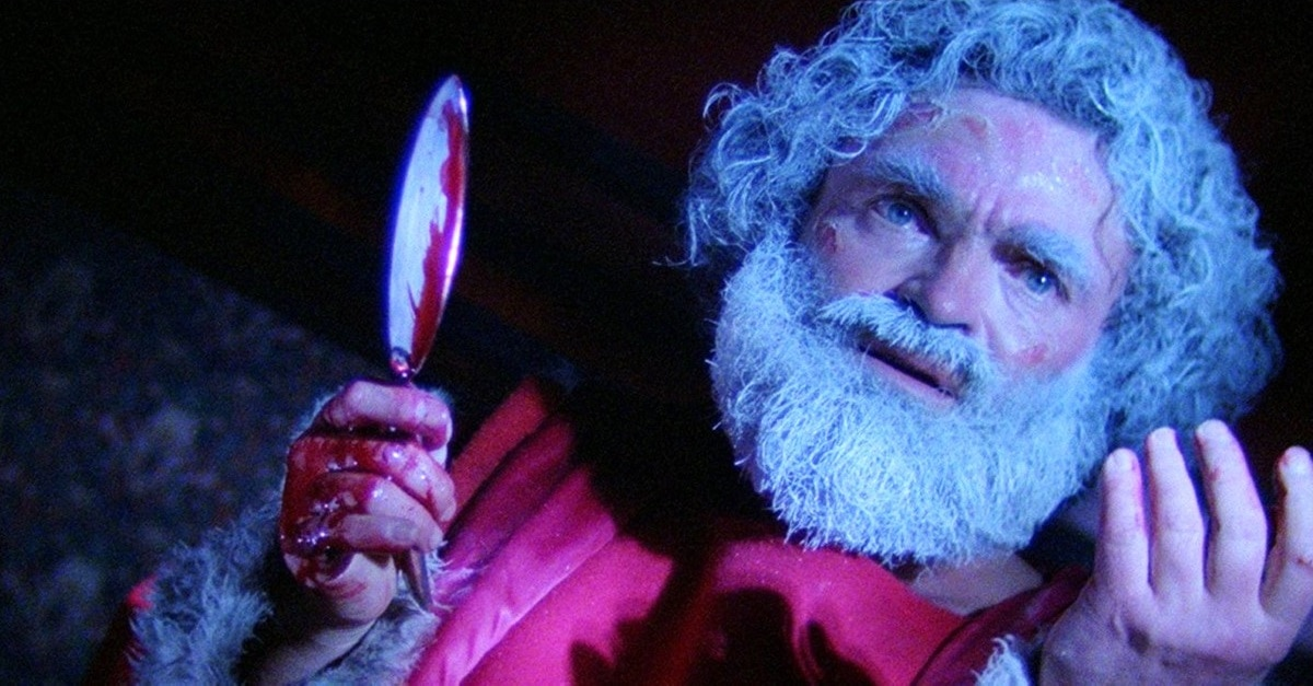 Dial Code Santa 1989 Banner - Alamo Drafthouse Bringing Undiscovered Horror Gem DIAL CODE SANTA CLAUS to Select Theaters
