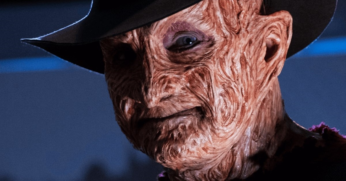 Freddy Krueger Banner - Rumor Report: Is New Line Eyeing Alexandre Aja for A NIGHTMARE ON ELM STREET Remake?