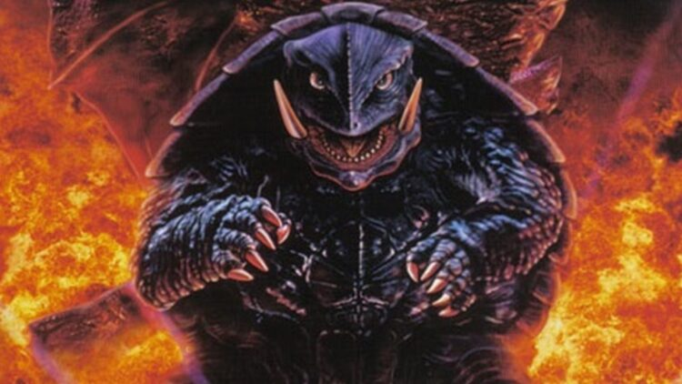 Gamera 750x422 - Here's Why We Probably Won't See Gamera in GODZILLA: KING OF THE MONSTERS