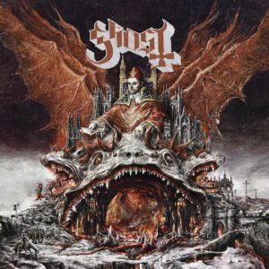 """Ghost Prequelle 1200 300x300 - Tobias Forge Says No New Ghost Album Until 2020: """"From Our Perspective 2019 is Already Over"""""""