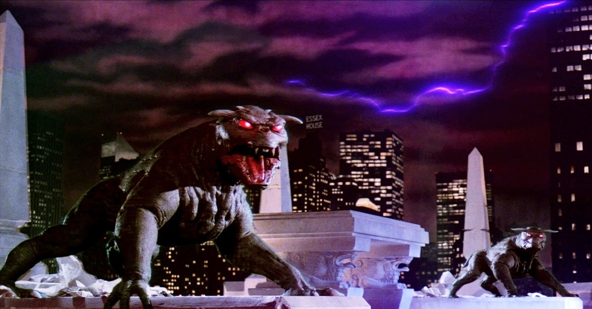 Ghostbusters Dogs - Cool GHOSTBUSTERS Diorama Wins Stan Winston School's Facebook Top 10