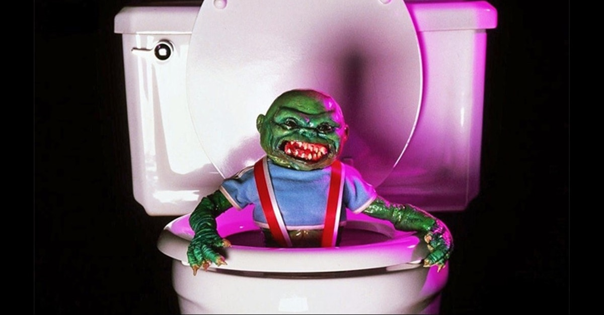 Ghoulies 1985 - Would You Watch a CRITTERS or GHOULIES Remake from HALLOWEEN Director David Gordon Green?