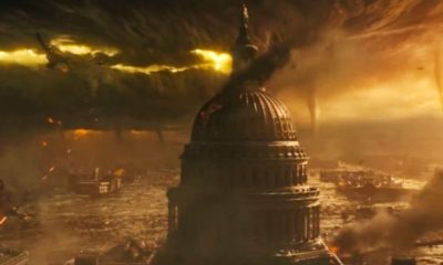 Godzilla 2019 Washington DC 400x240 - GODZILLA: KING OF THE MONSTERS Teaser Leaks Out of Tokyo Comic-Con