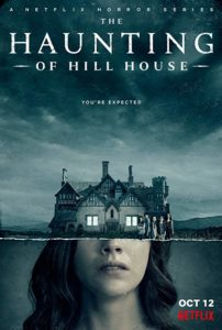 Haunting of Hill House Poster 202x300 - THE HAUNTING OF HILL HOUSE Season 2 Begins Filming in September!