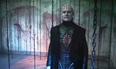 Hellraiser Judgment  400x240 - HELLRAISER: THE FLESH IS FOREVER is a Sequel to HELLRAISER: JUDGMENT We'll Never See