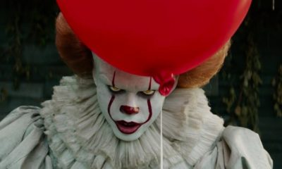 IT 2017 Pennywise 400x240 - Stephen King Tweet Suggests Trailer for IT: CHAPTER TWO is Coming Soon