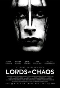 LORDS OF CHAOS Poster 203x300 - Giveaway: LORDS OF CHAOS Gets Expanded Release Today + Win Autographed Posters!